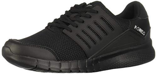 K-Swiss Tenis Borg Zapatillas para Hombre, Color Negro, 27