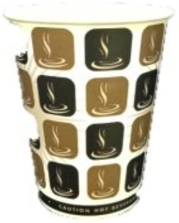 respuestas rápidas Vasos desechables con aislamiento, para 12 onzas, 1.000 1.000 1.000 piezas  las mejores marcas venden barato