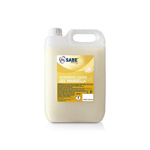 IFA ELIGES detergente liquido gel MARSELLA profesional 5 litros