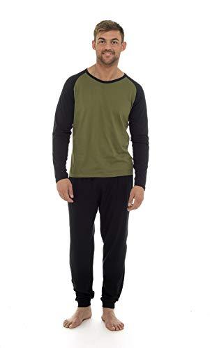 Pijama Hombre Invierno Sudadera Gimnasio Varios Colores