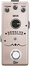 iSET Guitar DUMBLE Pedal Mini Single Guitar Effect Pedal for Electric Guitar Bass True Bypass