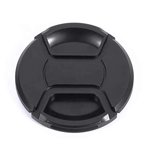 55mm Lens Cap for Canon Replaces E-55 II - Black
