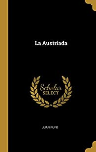 La Austriada par Juan Rufo