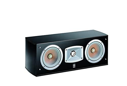 Yamaha NS-C444 100W Negro altavoz - Altavoces (1.0 canales, 100 W, 55 - 35000 Hz, Negro)