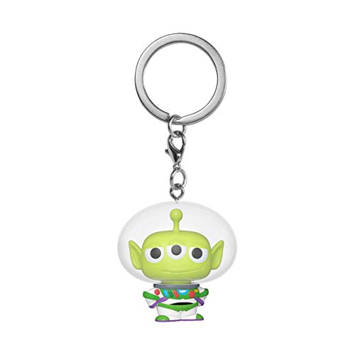 Funko POP! POP Keychain: Pixar- Alien as Buzz Vinyl Figure