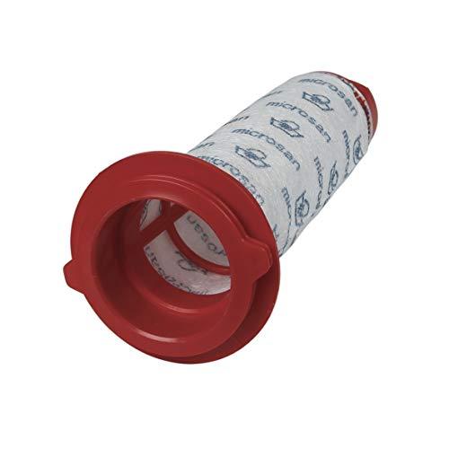 Bosch Siemens 754176 00754176 ORIGINAL Filter Zentralfilter Innenfilter microsan z.T. LITHIUMPOWER ATHLET ZOO'O BBH5 BBH6 BCH5 BCH6 BCH7 VCH6 Staubsauger Handstaubsauger