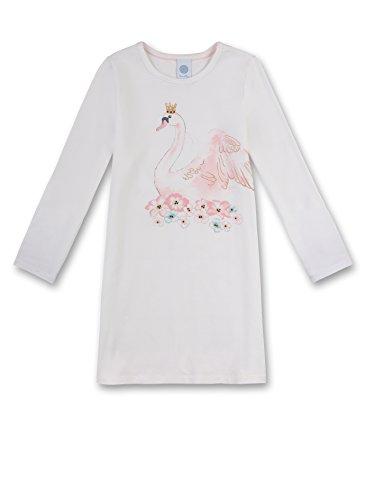 Sanetta Mädchen 232006 Nachthemd, Beige (Broken White 1427), 104