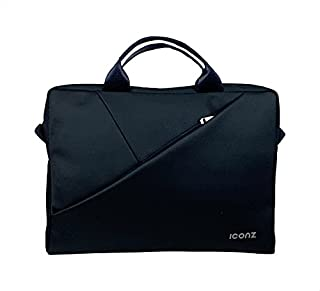 ICONZ ZURICH Classic Laptop Bag, 13.3 Inches - Blue