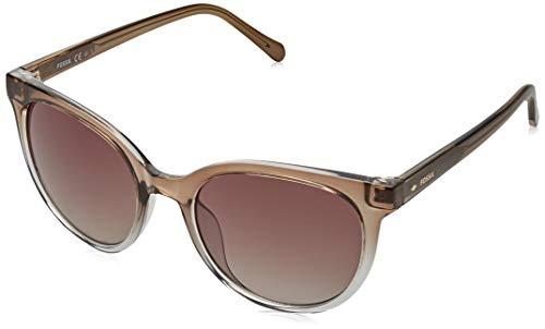 Fossil FOS 3094/S gafas de sol, NUDE, 51 para Mujer