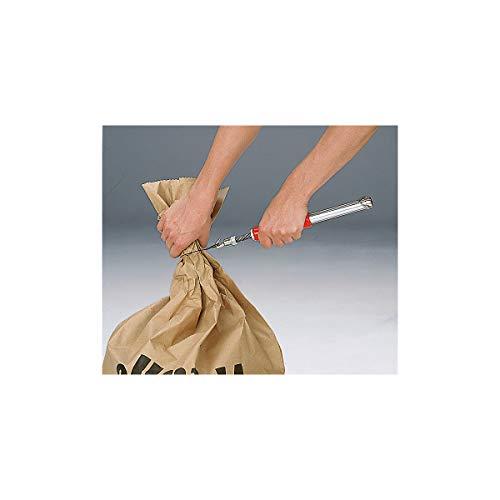 Drillapparat - für Kunststoff- und Papiersack - für Drahtschlinge - Abfallsack Abfallsäcke Abfalltüte Abfalltüten Drillapparat Drillapparate Müllbeutel Müllsack Müllsäcke Mülltüte Mülltüten Zubehör