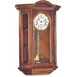 Hermle Classic Regulator 8 Day Wall Clock with 4/4 Westminster Movement