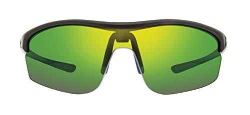 Revo - Gafas de sol polarizadas para mujer (72 mm)