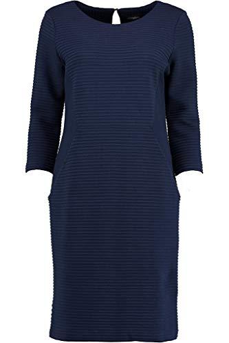POMODORO - Vestido Azul Marino para Mujer