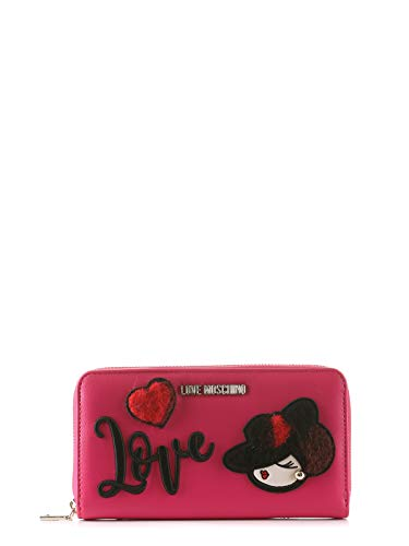 Love Moschino Portemonnaie groß, Pink