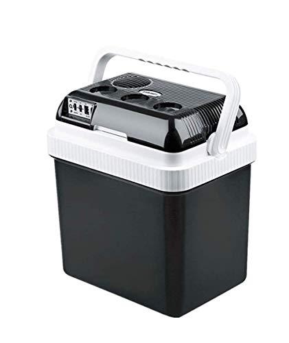 ZL Portátil Mini refrigerador, Enfriador eléctrico Calentador de Coches Frigorífico Conecta el Cargador de mechero Dormitorio Caravana Oficina
