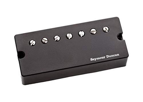 Accesorios para guitarra Seymour Duncan Duncan SNT-N-A-B-7STR - SNT-N-A-B-7STR - SENTIENT 7 NECK ACTIVE SB BLACK Guitar Pickups