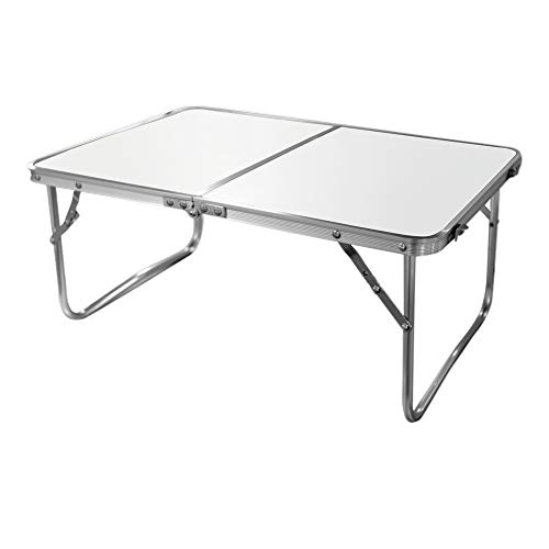 Aktive Folding Camping Sport Table. white