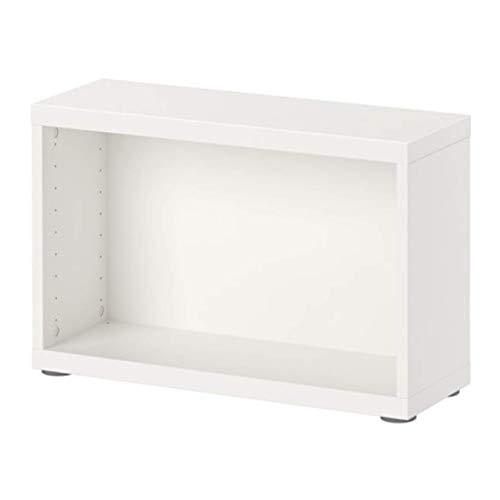 Ikea Besta Frame Wit 002.459.17 Maat 23 5/8x7 7/8x15