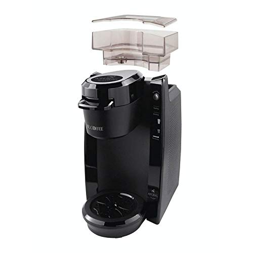 Mr. Coffee Single Serve 24 oz. Coffee Brewer, Black