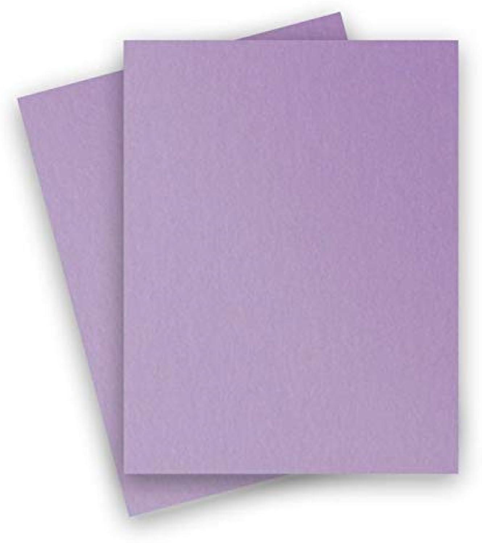Metallic 8,5 x 11 Papier Papier Papier – Amethyst – 81lb Text (120gsm) – 25 PK B00F069HV2  | New Style  46cf71