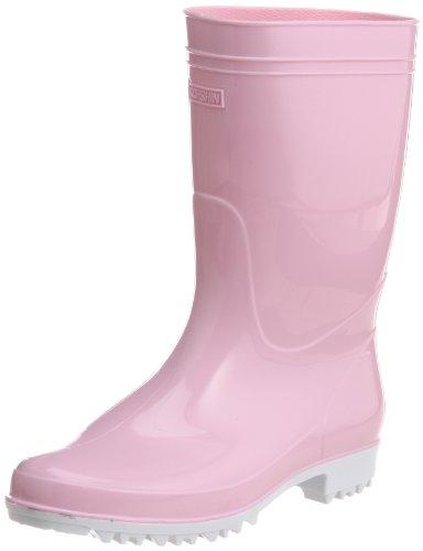 [コウシンゴム] 長靴 65122 メンズ ピンク 23.5