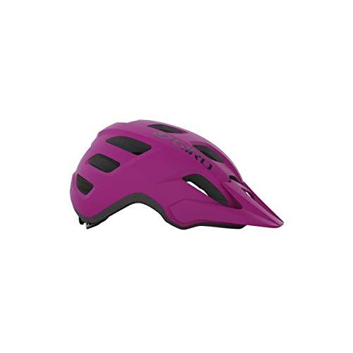 Giro Unisex_Adult Nine Bicycle Helmet, Rose mat, Unisize 47-54 cm