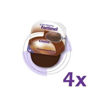 Fortimel Creme, Schoko, 4 x 125 g
