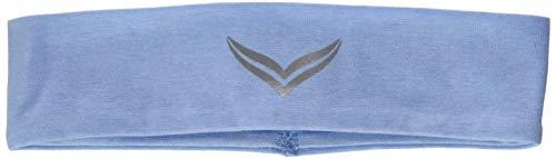 Trigema Herren 602007 Stirnband, Blau (Iceblue-Melange 240), One Size (Herstellergröße: 900)