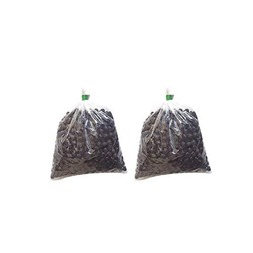 北海道産 無農薬黒豆 - 渡部信一さんの黒豆(約1kg×2個) 無農薬・無化学肥料栽培30年の美味しい黒豆 渡部信一さんは北海道・大雪山の麓で化学薬品とは無縁の農業を営んでいる生産者