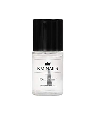 KM-Nails Primer/Haftvermittler für Gel und Acryl 15ml Bestseller