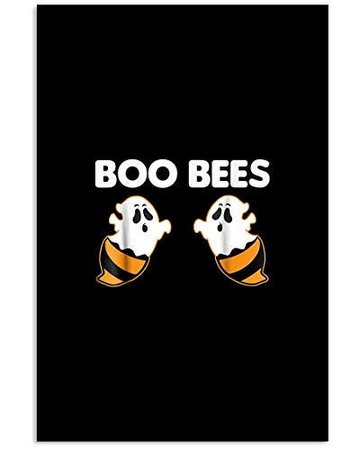 MCTEL Boo Bees - Disfraz de apicultor de Halloween
