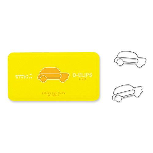 Midori D-Clips Car (43195006)
