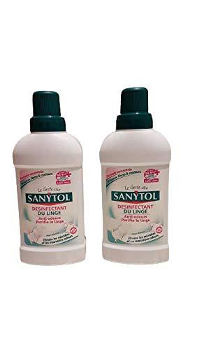 Desinfectante de la ropa (500 ml, 2 unidades)
