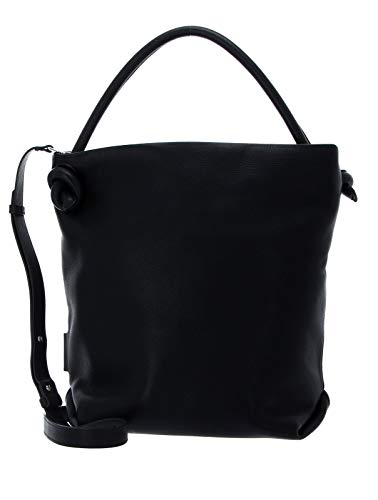 Marc O'Polo Women's Pina Satchel Bag, Black, OS