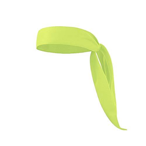 Beautop Elastische haarband voor dames en heren, antislip, knopen voor sport, vrije tijd, voetbal, fitness, joggen, hardlopen, tennis, racefiets