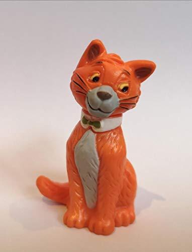 Laure TERRIER Collezionista Disney! Gatto Figurine, Bullyland Thomas O'Malley, Film Gli Aristogatti, Altezza 6 Centimetri