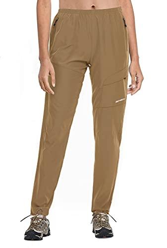 BenBoy Pantalones Montaña Trabajo Mujer Secado Rápido Pantalones...