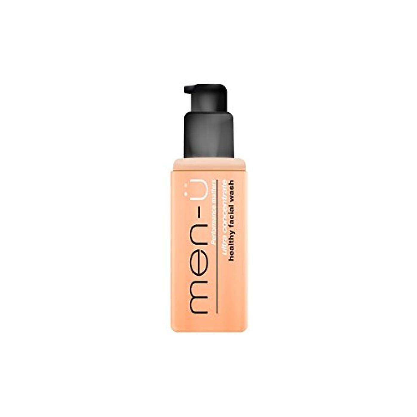 強調する囲い専門Men-? Healthy Facial Wash (100ml) (Pack of 6) - 男性-?健康洗顔料(100ミリリットル) x6 [並行輸入品]