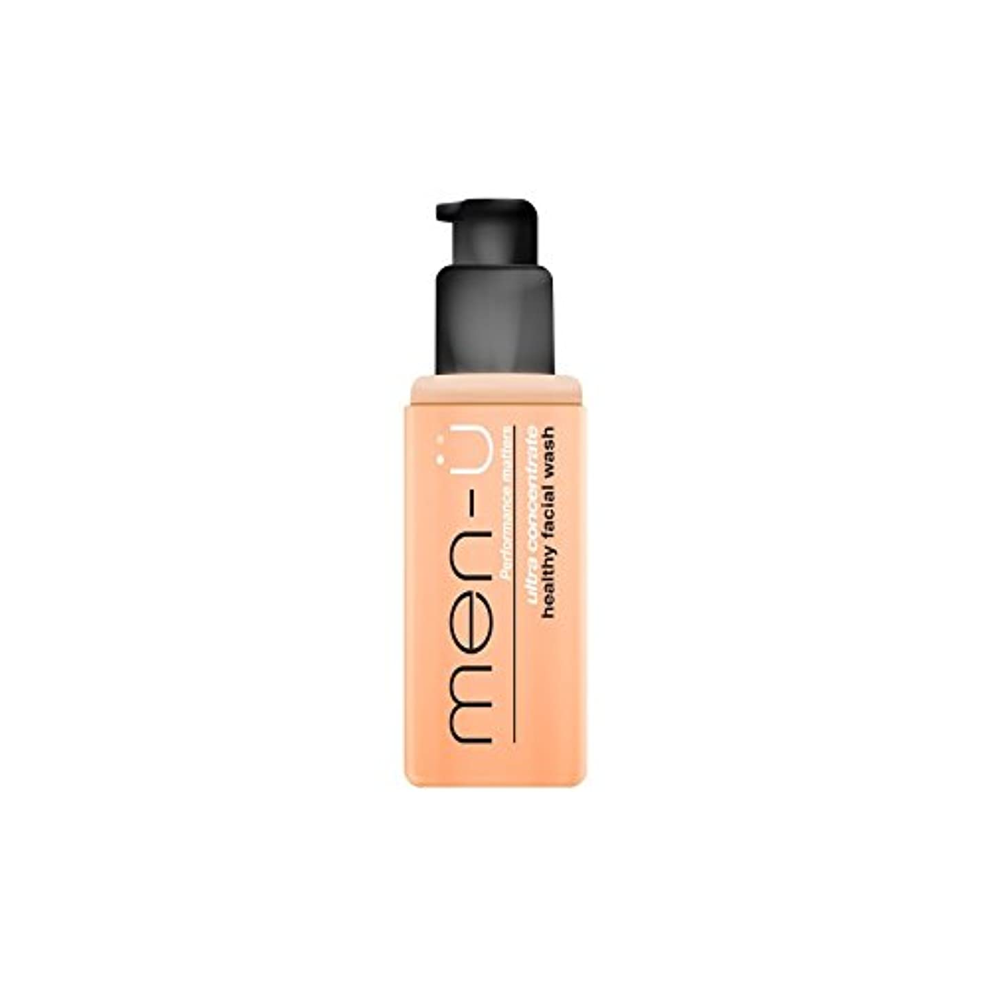 日常的に特性明日男性-?健康洗顔料(100ミリリットル) x4 - Men-? Healthy Facial Wash (100ml) (Pack of 4) [並行輸入品]