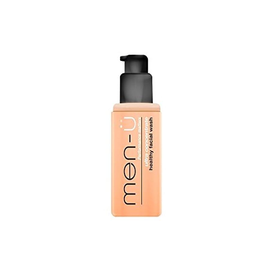 プレゼンター解く浸透するMen-? Healthy Facial Wash (100ml) (Pack of 6) - 男性-?健康洗顔料(100ミリリットル) x6 [並行輸入品]