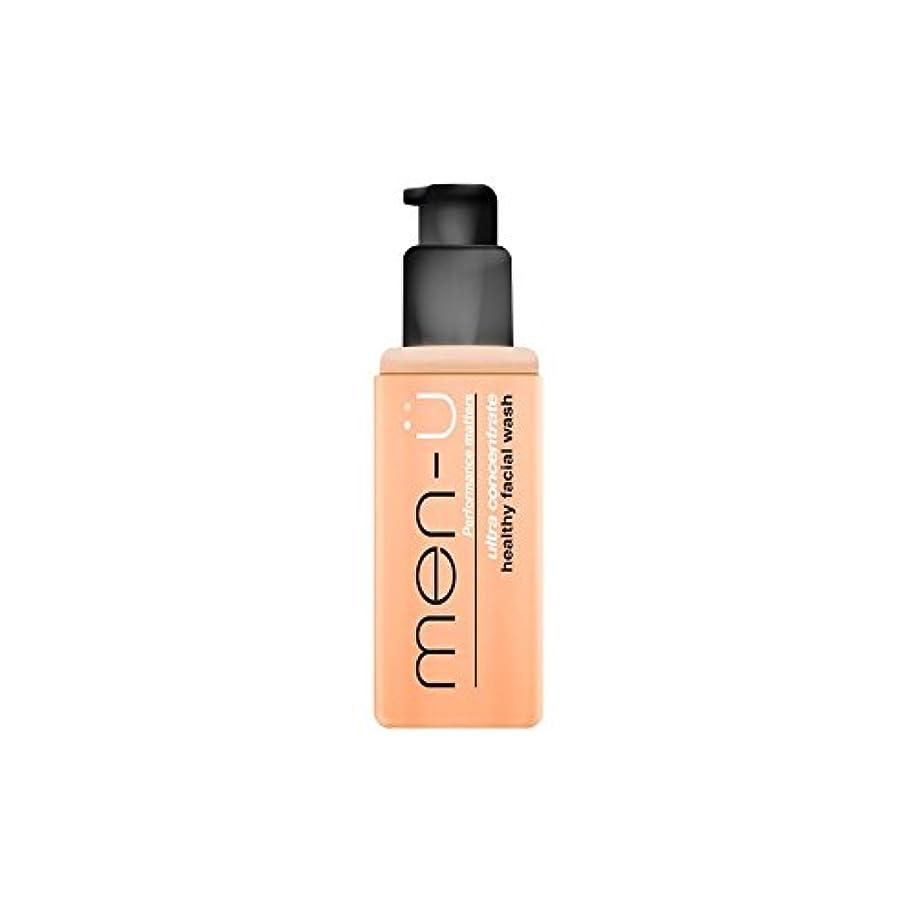 感度拍手あえてMen-? Healthy Facial Wash (100ml) (Pack of 6) - 男性-?健康洗顔料(100ミリリットル) x6 [並行輸入品]