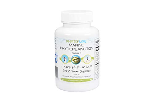 Mr. Ros Marine Phytoplankton Energy Supplements - All in One...