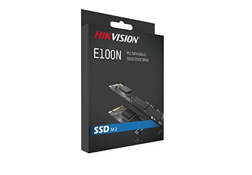 HIKVISION E100N SSD interno 512 GB M.2 2280 interfaccia SATA III Protocollo fino a 550 MB/s