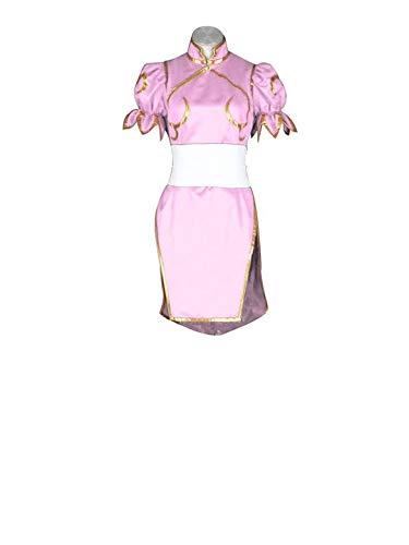 Mtxc mujer Street Fighter de Cosplay disfraz de Chun Li 3ª
