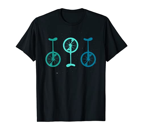 Monociclo de bicicleta Camiseta