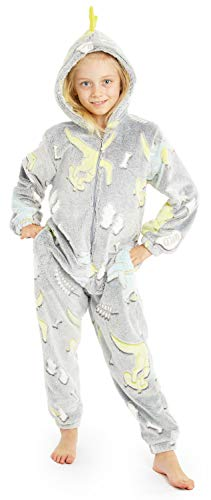 CityComfort Pijamas de Animales Enteros Niños One Piece Soft, Unicorn Costume Girl Cat Lion, Ropa de Dormir Girl Winter, Monos con Capucha
