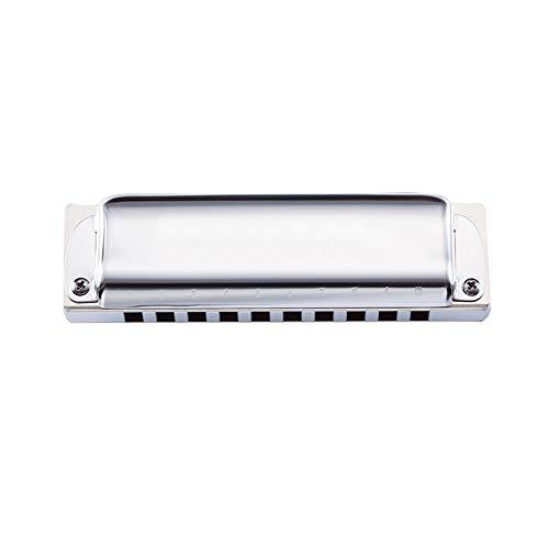 Mundharmonika SFBBAO Volksharfe Hohe Qualität 10 Loch Diatonische Harmonika Schlüssel Wie gezeigt Schlüssel der Db