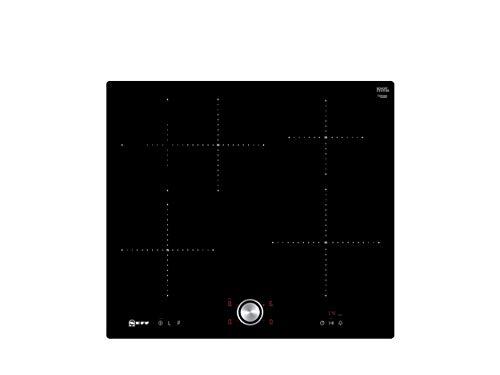 Neff T46PT60X0 Induktionskochfeld N70 / 60cm / TwistPad  / Bräterzone / Glaskeramik / flächenbündig