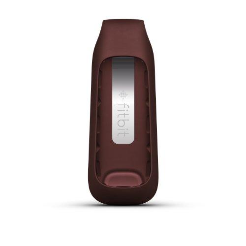 Fitbit One Clip, Burgundy
