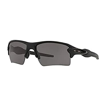 Oakley Flak 2.0 XL Frame: Matte Black Lens: Prizm Grey Polarized